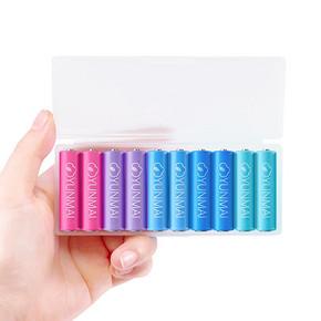 云麦电池7号遥控器体脂秤七号碱性儿童玩具电池鼠标干电池10粒 16.9元