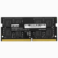KLEVV 科赋 DDR4 2666 笔记本内存条 16GB 349元