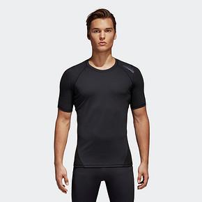 阿迪达斯(adidas) CD7170 男士训练短袖 99元