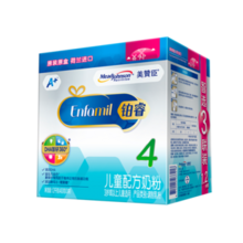 88VIP:MeadJohnson Nutrition 美赞臣 铂睿婴幼儿配方奶粉 4段 1200g/罐 *2件 425.6元包