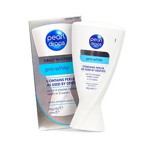 Pearl Drops 4D多倍功效 美白去渍牙膏 80g *3件 99元(合33元/件)