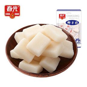 春光食品 海南特产 糖果 200g*3 袋装 椰子糕 东郊椰林 不粘牙 *3件 39.81元(合