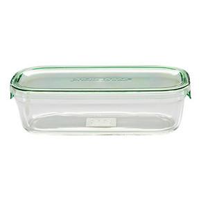 日本怡万家玻璃保鲜盒便当盒便携微波炉加热饭盒水果盒保鲜碗 67元