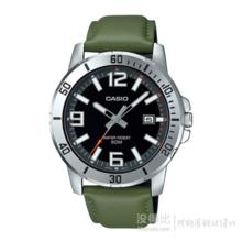 ¥229 CASIO 卡西欧 MTP-VD01系列 男士时装腕表