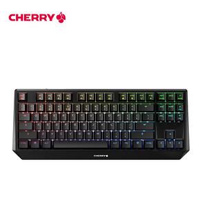 樱桃(CHERRY) MX Board 1.0 TKL 机械键盘 Cherry茶轴/青轴 289元
