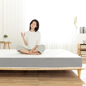 26号:8H乳胶床垫1.8米黄麻棕护脊床垫整网弹簧偏硬席梦思MH2小米生态链 899