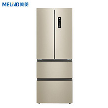 MELING 美菱 BCD-368WPC 368升 多门冰箱 2699元