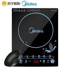 美的(Midea) C21-SN2105T 电磁炉 159元