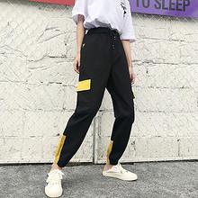¥31.8包邮 工装裤女直筒垂感显瘦高腰小个子休闲宽松bf春款2020年新款阔腿