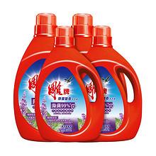 雕牌除菌馨香洗衣液2kg*2+1kg*2除菌99%可配合消毒液消毒水使用 79.2元