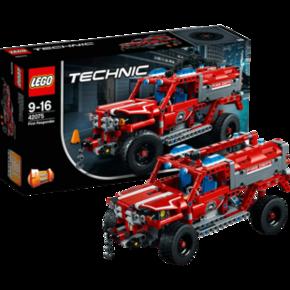 LEGO 乐高 Technic 机械组 42075 紧急救援车 194.2元包邮包税(双重优惠) ¥194