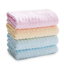 洁丽雅纯棉毛巾 吸水家用洗脸巾柔软舒适成人情侣全棉毛巾4条装 18.8元