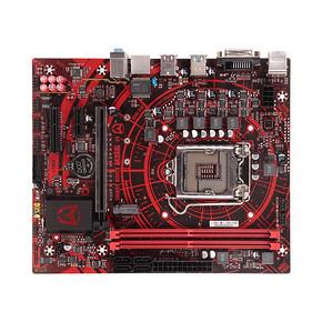 梅捷 SY-B360M B365M 电脑游戏主板 M.2 NVME 8代9代CPU B360主板 329元