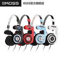 高斯(KOSS) Porta Pro 头戴式重低音耳机 129元