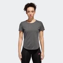 adidas 阿迪达斯 女装跑步运动短袖 DN9709 74元包邮