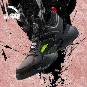 ¥299 ANTA 安踏 龙珠超联名系列 黑悟空 11941801 男子运动鞋