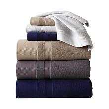 ¥24.5包邮 家装节4月1日0点:LENCIER兰叙 吸水速干不易掉毛 精梳棉干爽面巾3