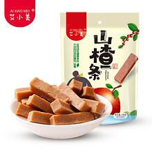 艾小美山楂条208g*4袋无添加婴儿宝宝儿童蜂蜜山楂片干糕休闲零食 *4件 25.6