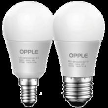 OPPLE 欧普照明 LED灯泡 E27螺口 2.5W 1.6元包邮