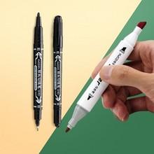 天猫 学子 水彩马克笔 1支 送2支双头勾线笔 1.1元包邮(需用券)
