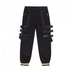 天猫 1日0点、61预告:KAMA 卡玛 2219318 男士休闲束脚工装裤 低至29.5元