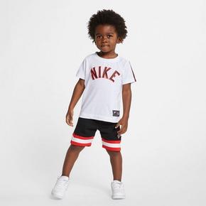 1日0点、61预告:Nike 耐克 AIR 2-PIECE CK4060 婴童套装 114元包邮(需用券)