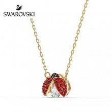 天猫 61预售:SWAROVSKI 施华洛世奇 耀动的心SPARKLING DANCE瓢虫造型女项链 643元