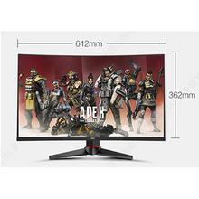 1日0点、61预告: HKC 惠科 G271F 27英寸 VA显示器(1080P、1800R、144Hz、1ms、FreeSyn
