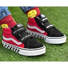 1日0点、61预告: Vans 范斯 SK8-MID 小童运动鞋 94元包邮(前15分钟)