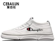 2020新款夏季男鞋子透气小白鞋男士韩版潮流百搭潮鞋休闲鞋男板鞋 68元