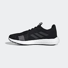 阿迪达斯(adidas) SenseBOOST GO w F33906 女子跑鞋(只有黑色36码) 304元