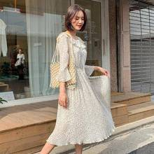 韩都衣舍 RE1003 女士长款连衣裙 低至69.5元