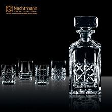 德国奈赫曼NACHTMANN赫兰德精选威士忌杯水杯通用杯4只装玻璃杯 *5件 819元(