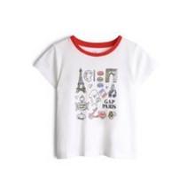 Gap 盖璞 女童圆领T恤 低至32.08元(需用券)