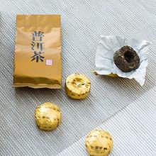 皇誉 云南普洱茶小沱茶 90g 7.9元