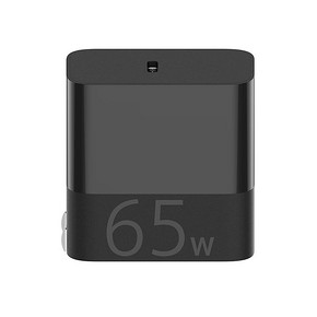 ZMI 紫米 HA712 USB-C 电源适配器 65W 89元