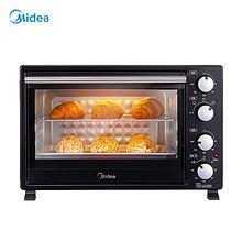 美的电烤箱家用烘焙小型烤箱多功能全自动蛋糕35L大容量正品特价 249元