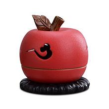 李杜苹果盘香炉塔香熏香炉檀香炉家用室内茶道创意摆件陶瓷香薫炉 *7件 284