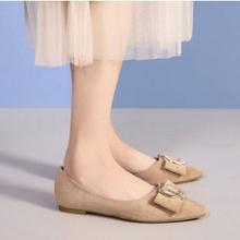 DUSTO 大东 20C1636A 女士甜美小单鞋 29元包邮