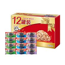 佳乐滋银勺白肉猫罐头70g*12罐 *2件 151元(需用券,合75.5元/件)