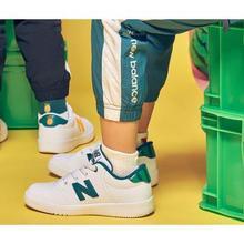 new balance 水果系列 儿童小白鞋 135.2元包邮