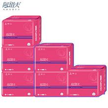 【第2件0元】阿道夫卫生巾组合62片