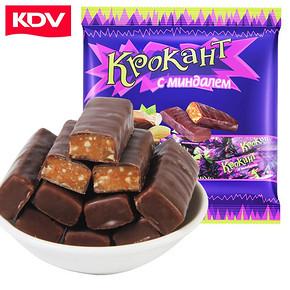 KDV俄罗斯紫皮糖喜糖500g