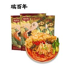 瑞百年柳州螺蛳粉正宗原味300g*3包