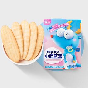 【拍两件】小鹿蓝蓝婴幼儿米饼