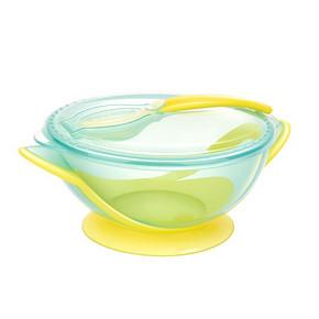 可可萌儿童碗训练吸盘碗勺
