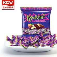 【kdv官旗】俄罗斯进口混合糖果500g