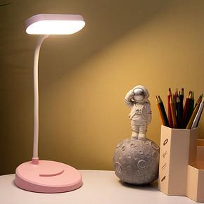 LED护眼学习阅读台灯三档触摸调光USB