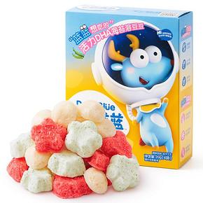 【第二件6.9元】儿童婴儿益生菌酸奶溶豆