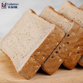 卡尔顿黑麦全麦面包粗粮早餐代餐吐司